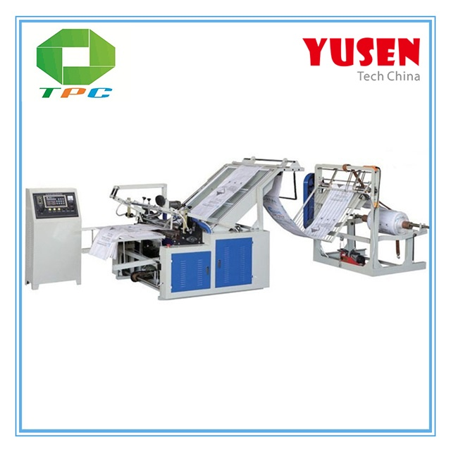 Automatic woven Bag Cutting Machine