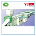 Flat Yarn Making Machine with Winder Machine