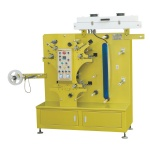 Flexo Fabric Label Printing Machine